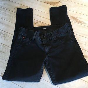 Hudson Skinny Jeans; 30/10